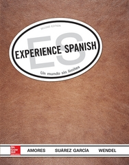 Experience Spanish (Student Edition) 2nd Edition 9780073534442 0073534447