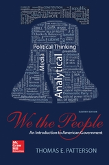 We The People 11th Edition 9780078024795 007802479X