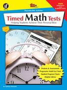 Timed Math Tests 0 9780742402263 0742402266