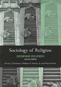 Sociology of Religion 2nd edition 9780742561113 0742561119