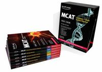 Kaplan MCAT Complete 7-Book Subject Review 2nd Edition 9781625231277 162523127X