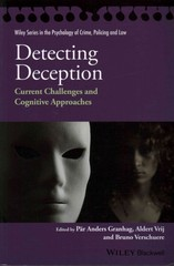 Detecting Deception 1st Edition 9781118509753 1118509757