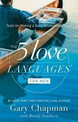 The 5 Love Languages for Men 1st Edition 9780802412720 0802412726