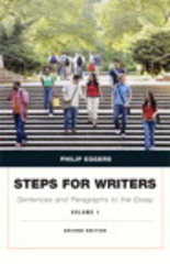 Steps for Writers 2nd Edition 9780134046310 0134046315