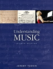 Understanding Music 8th Edition 9780133792454 0133792455