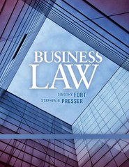 Business Law 1st Edition 9780314286482 0314286489
