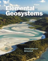 Elemental Geosystems 8th Edition 9780321985019 032198501X
