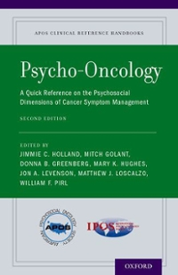 Psycho-Oncology 2nd Edition 9780199390670 0199390673