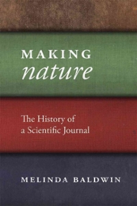 "Making ""Nature"" 1st Edition 9780226261454 022626145X"
