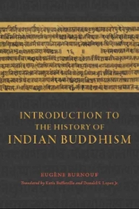 Introduction to the History of Indian Buddhism 1st Edition 9780226269689 022626968X