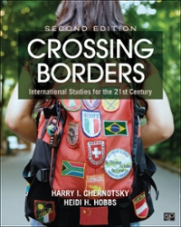 Crossing Borders 2nd Edition 9781483376073 1483376079
