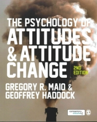 The Psychology of Attitudes and Attitude Change 2nd Edition 9781446272268 1446272265