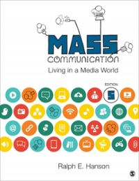 Mass Communication 1st Edition 9781483344768 1483344762
