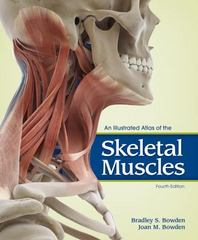 An Illustrated Atlas of the Skeletal Muscles 4th Edition 9781617311734 1617311731