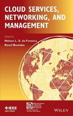 Cloud Services, Networking, and Management 1st Edition 9781118845943 1118845943