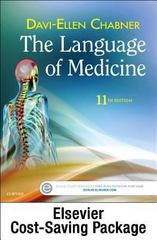 Medical Terminology Online with Elsevier Adaptive Learning for The Language of Medicine (Access Code and Textbook Package) 11th Edition 9780323370912 0323370918