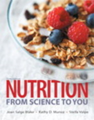 Nutrition 3rd Edition 9780321995490 032199549X