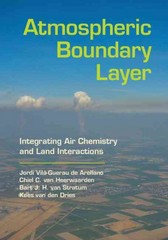Atmospheric Boundary Layer 1st Edition 9781107090941 1107090946
