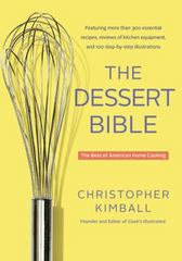 The Dessert Bible 1st Edition 9780316339193 0316339199