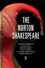 The Norton Shakespeare 3rd Edition 9780393934991 0393934993
