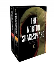 The Norton Shakespeare 3rd Edition 9780393264029 0393264025