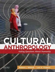 Cultural Anthropology 1st Edition 9780199925728 0199925720