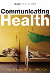 Communicating Health 1st Edition 9780745634920 0745634923