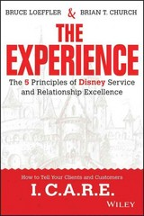 The Experience 1st Edition 9781119028659 1119028655