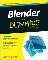 Blender For Dummies 3rd Edition 9781119039532 1119039533