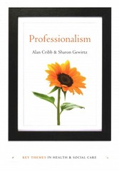 Professionalism 1st Edition 9780745653174 0745653170