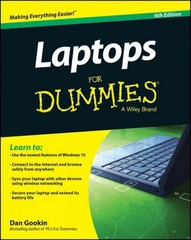Laptops For Dummies 6th Edition 9781119041801 1119041805