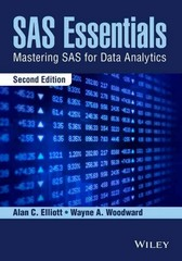 SAS Essentials 2nd Edition 9781119042167 111904216X