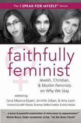 Faithfully Feminist 1st Edition 9781935952480 193595248X