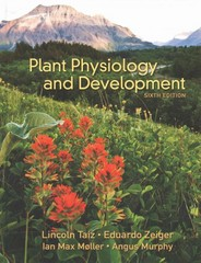 Plant Physiology and Development 6th Edition 9781605352558 1605352551