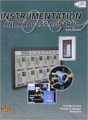 Instrumentation and Process Control 6th Edition 9780826934420 0826934420