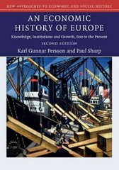 An Economic History of Europe 2nd Edition 9781107095564 1107095565