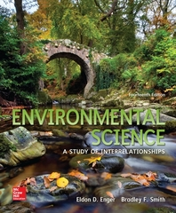 Environmental Science 14th Edition 9780073532554 007353255X