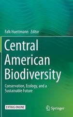 Central American Biodiversity 1st Edition 9781493922086 1493922084