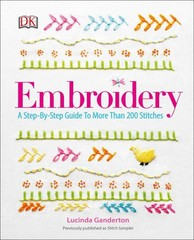 Embroidery 1st Edition 9781465436030 1465436030
