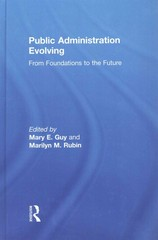 Public Administration Evolving 1st Edition 9781317514541 1317514548