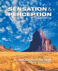 Sensation and Perception 10th Edition 9781305580299 130558029X