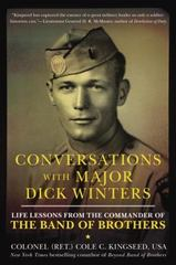 Conversations with Major Dick Winters 1st Edition 9780425271544 0425271544