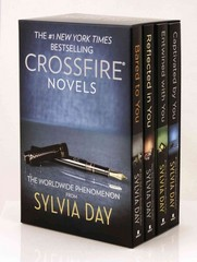 Sylvia Day Crossfire Series 4-Volume Boxed Set 1st Edition 9780425282335 0425282333