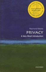 Privacy: A Very Short Introduction 2nd Edition 9780198725947 0198725949