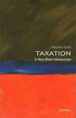 Taxation: A Very Short Introduction 1st Edition 9780199683697 0199683697