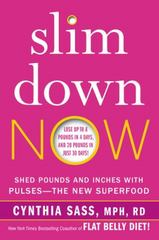 Slim down Now 1st Edition 9780062311849 0062311840