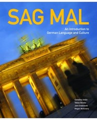 Sag mal with Supersite Plus Code (w/ WebSAM + vText) 1st Edition 9781618577122 1618577123