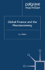 Global Finance and the Macroeconomy 1st Edition 9780230504035 0230504035