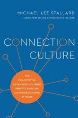 Connection Culture 1st Edition 9781562869274 1562869272