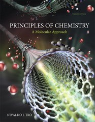 Principles of Chemistry 3rd Edition 9780321971944 0321971949